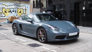 Porsche Cayman S (718)