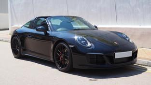 Porsche 911 Targa 4 GTS (991.2)