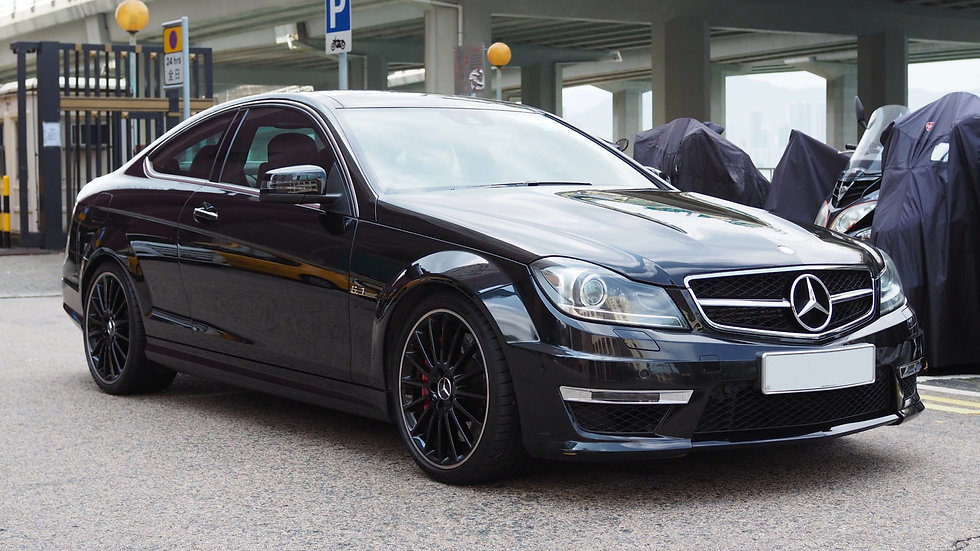 Mercedes Benz C63 Coupe (W204)