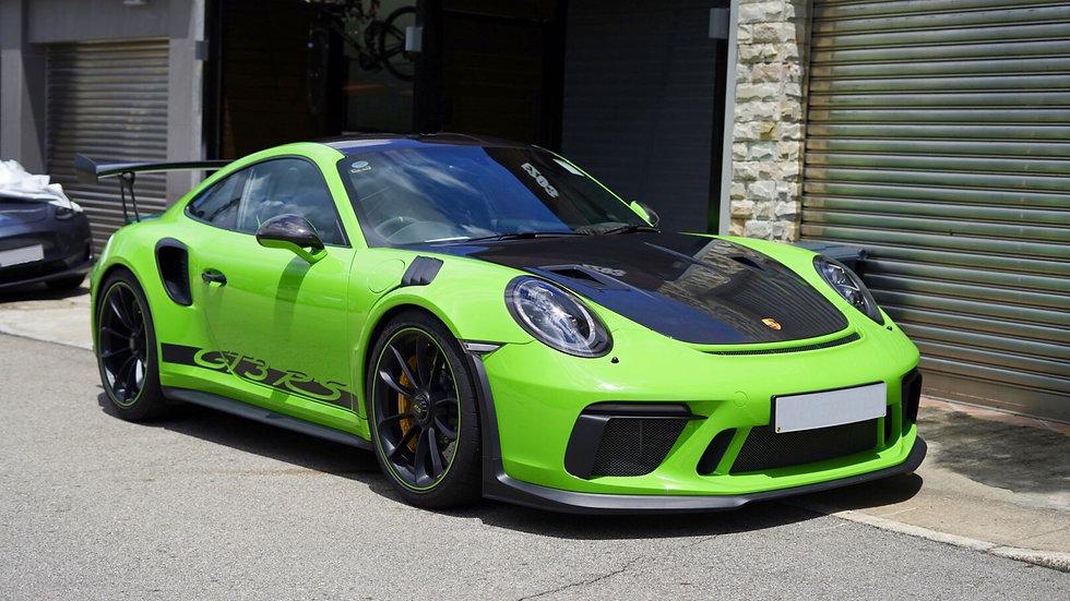 Porsche 911 GT3 RS Weissach Package (991.2)