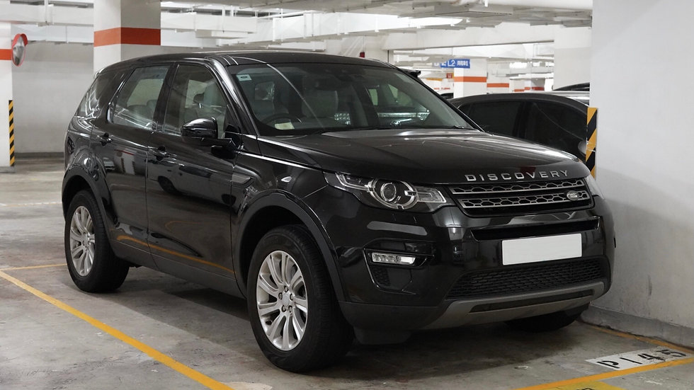 LandRover Discovery Sport SE (7 Seater)