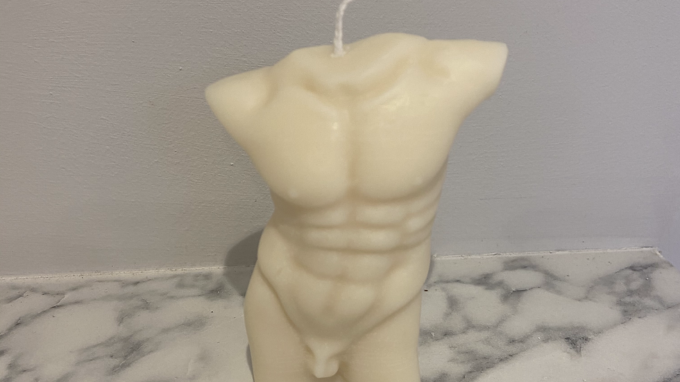 Apollo Body Candle