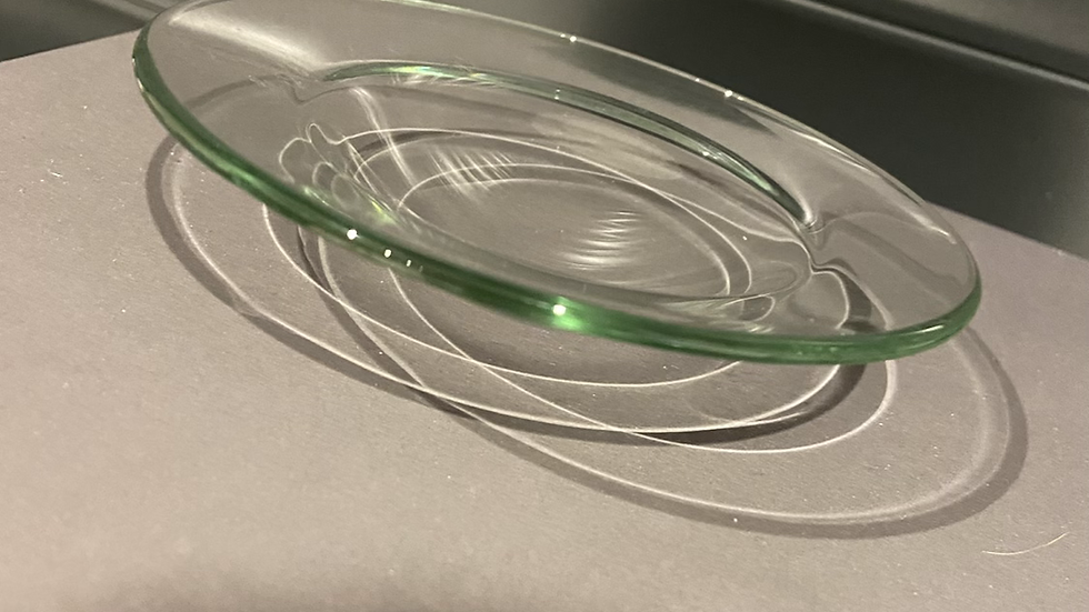 Replacement Glass Dish for Aroma Lamps
