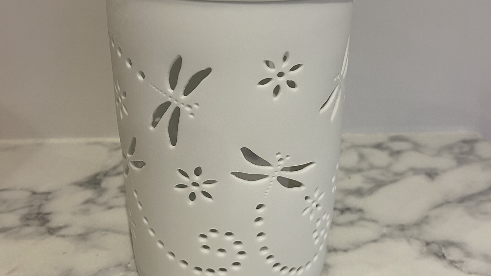 Ceramic Dragonfly Wax Melter