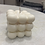 Thumbnail: Unscented Decorative Candles (Waxidents)