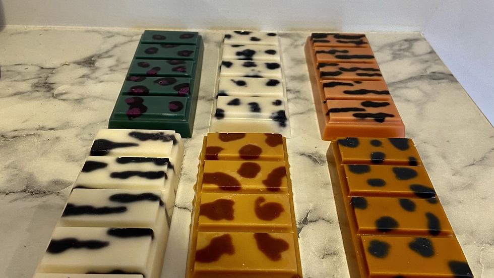 Animal Print Wax Melts