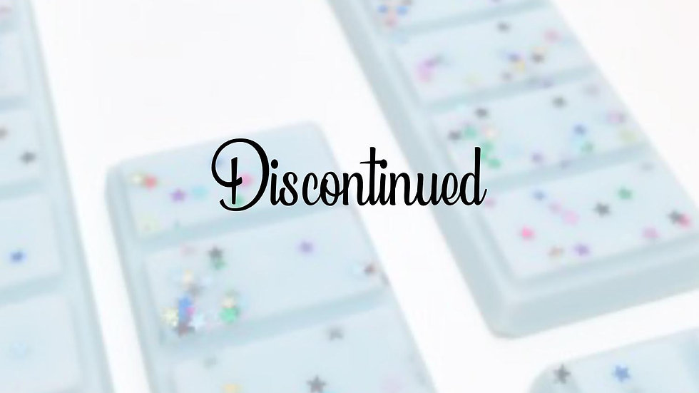 Wax Melts - Discontinued