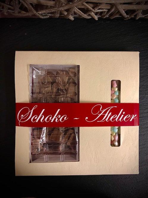 Schokolade zum selber machen