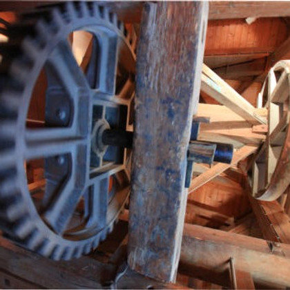 Minibrote aus dem Mühlenmehl