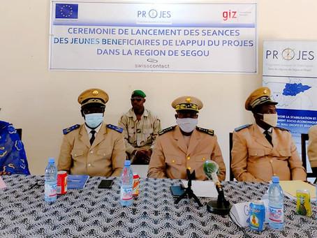 Emploi des jeunes: Le PROJES appuie 216 jeunes de la Région de Ségou dans la création d' AGR