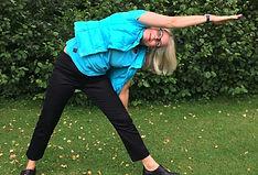 YogaPro Business Yoga Offene Kurse Anfängerkurs  Kurs Yoga Sanft Park draussen Sonntag München Kegelmann