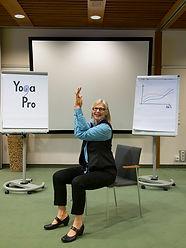 YogaPro Business Yoga Tagungsbegleitung und Seminare München Kegelmann