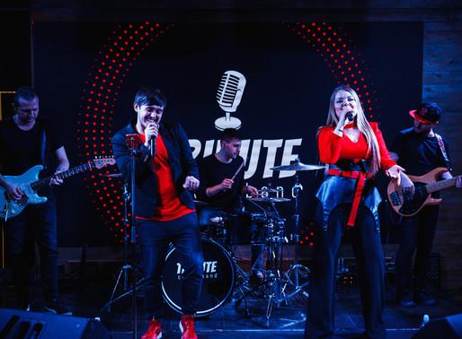 Кавер-группа Новосибирск Tribute Cover Band Фотоотчёт г.Кемерово Гриль Бар 42 21.02.20