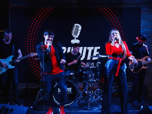 Кавер-группа Новосибирск Tribute Cover Band НГ 2021