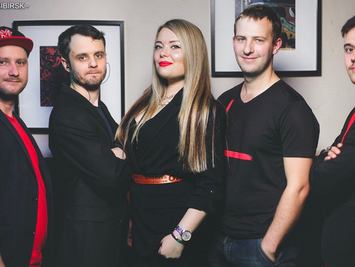 Кавер-группа Новосибирск Tribute Cover Band Фотоотчёт Part 2