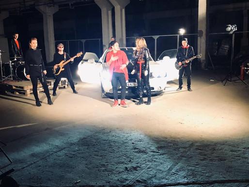 Кавер группа Новосибирск Tribute Cove Band Вчера у нас был МЕГА СУПЕР КРУТОЙ ДЕНЬ!!!😄🎊🎉🎊🎉.