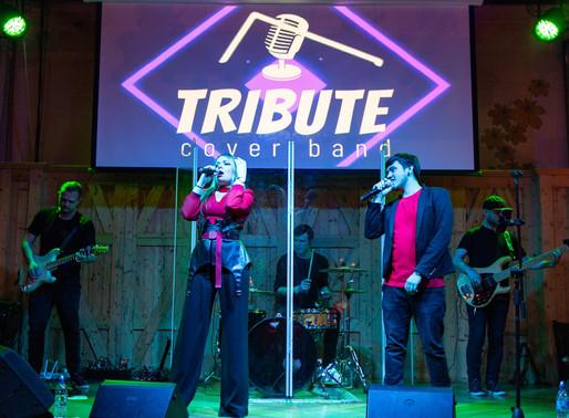 Кавер-группа Новосибирск Tribute Cover Band Фотоотчет г.Новокузнецк ресторан Paulaner 28.02.20