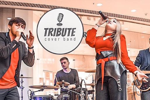 Кавер-группа Новосибирск Tribute Cove Band Новый Год 2021