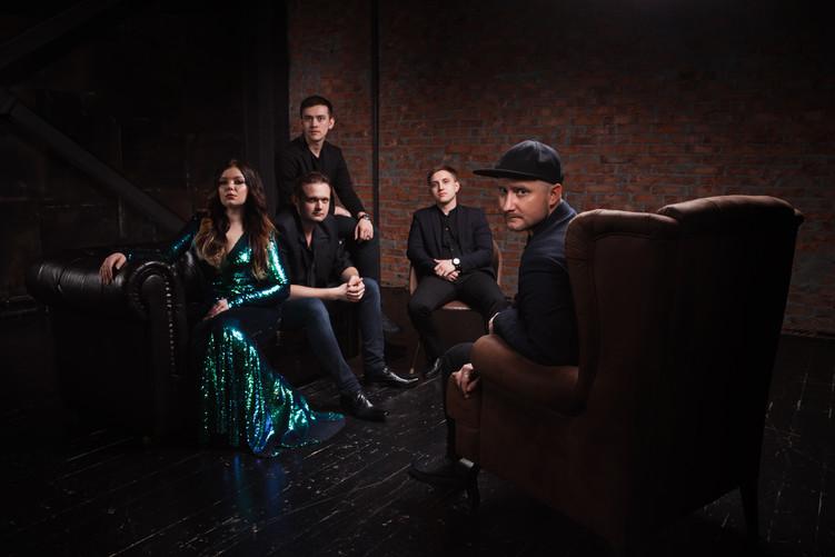 Кавер группа Новосибирск TRIBUTE cover band Вечерний Dress-Code
