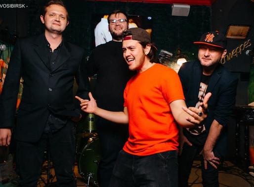 Кавер-группа Новосибирск Tribute Cover Band Harat's Pab 4/09/20 Novosibirsk