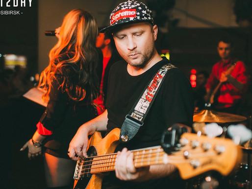 Кавер-группа Новосибирск Tribute cover band Фотоотчёт 25.10.19