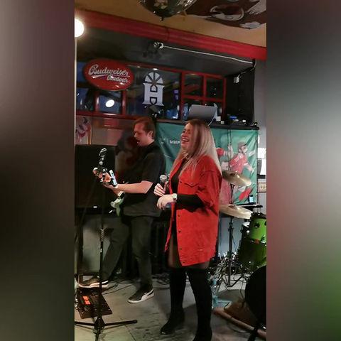 Кавер-группа Новосибирск Tribute Cove Band Harat's Pub 4/09/2020