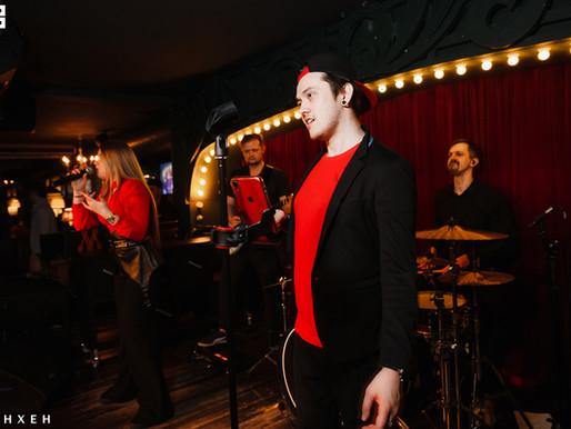 Кавер-группа Новосибирск Tribute Cove Band Фотоотчёт г.Кемерово Ресторан Мюнхен 13-14 марта 2020