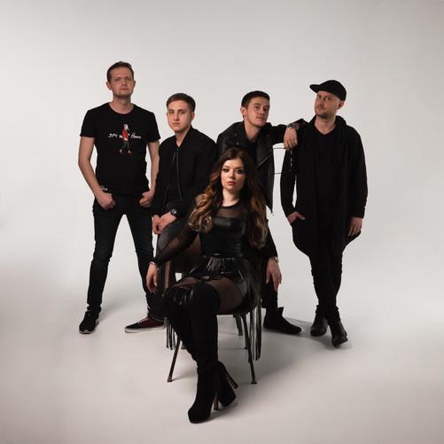 Кавер группа Новосибирск TRIBUTE cover band Black Rock