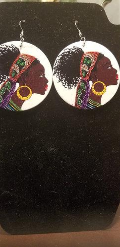 Natural Woman Earrings