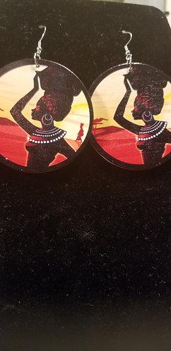 Mama Africa Earrings