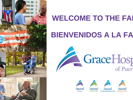 Grace Hospice Launches in Puerto Rico