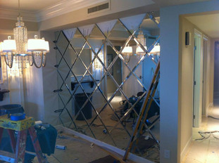 Its all about the details - mirror grid.