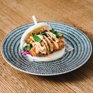 Karaage Chicken Bao