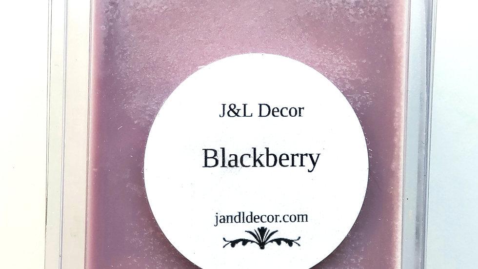 Blackberry 6 oz Wax Melt