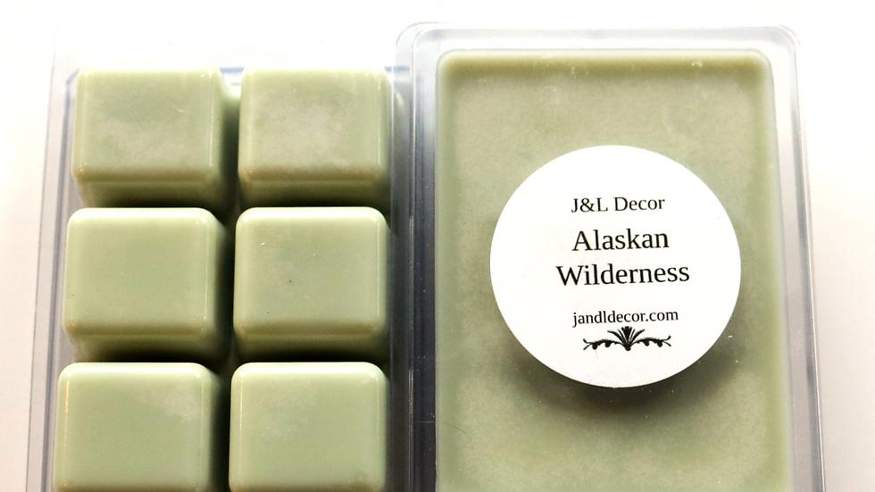 Alaskan Wilderness 6 oz Wax Melt