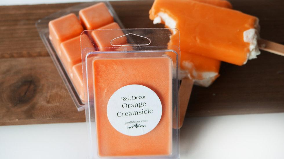 Orange Creamsicle Wax Melt