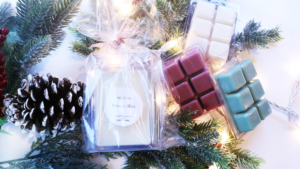 Wax Melt Gift Set |Christmas Gifts | Stocking Stuffer