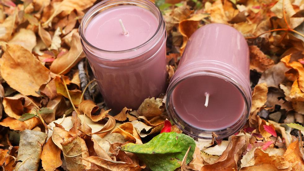 Glazed Maple 8 oz Soy Candle