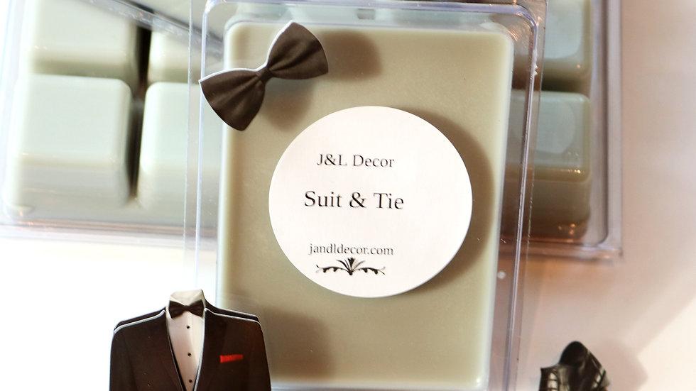 Suit & Tie Wax Melt