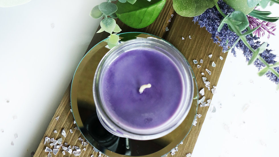 Wild Montana Huckleberry 8 oz Soy Candle