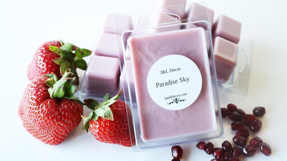 Paradise Sky Soy Wax Melt