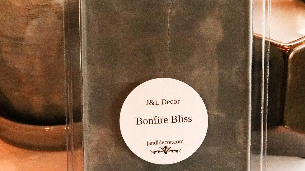 Bonfire Bliss 6 oz Wax Melt