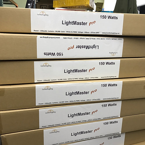 LightMasterPro 150 Watt LED Bay Lights