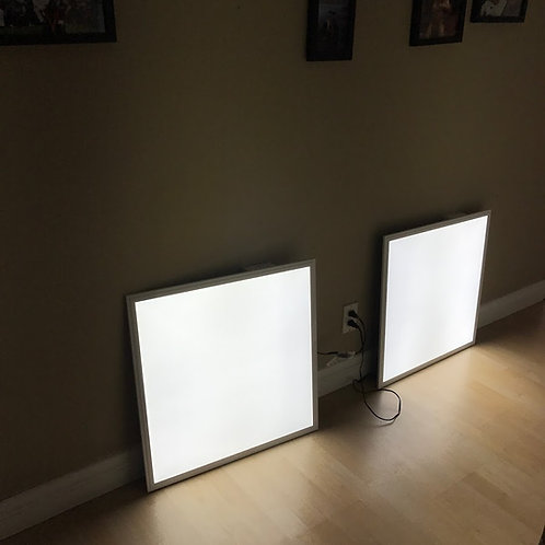 2ft x 2ft Flat LED Panel Enclosure (40 Watt)