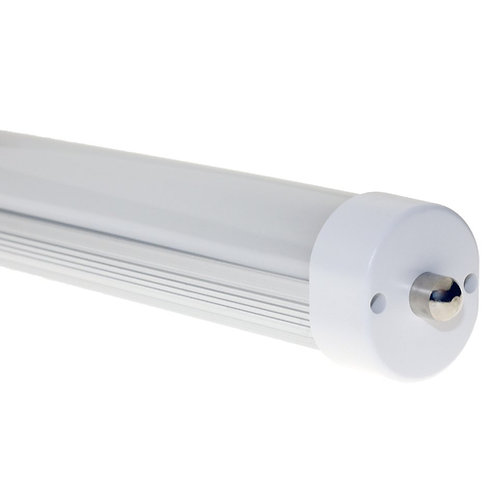 8ft - T8 Linear LED tube light - Single Pin -Ballast Bypass Required