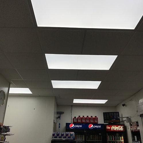 2ft x 4ft LED Flat Panel Enclosure (50 Watt)