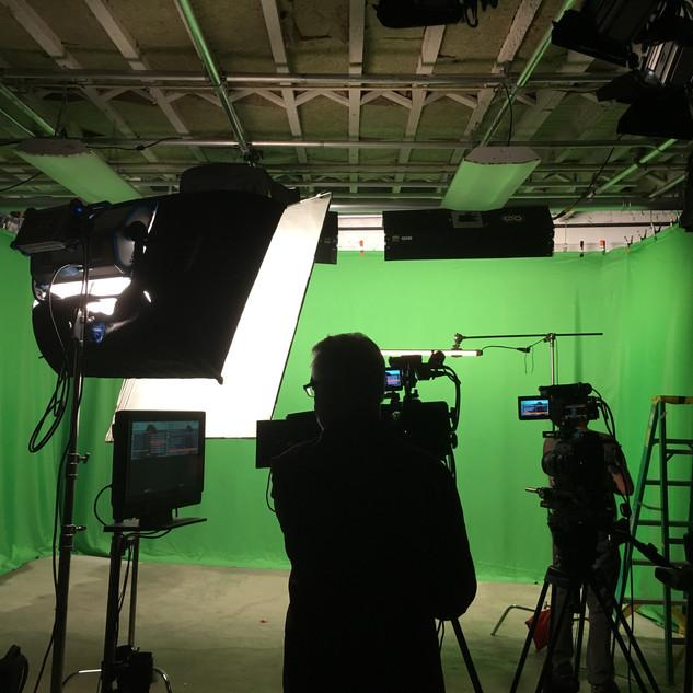 Lifetime Green Screen Shoot