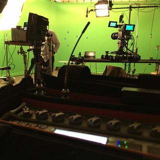 History Channel studio shoot