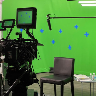 Blue Green Screen Tracking Tape