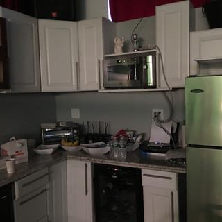In Studio Kitchen for Crafty